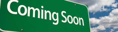 coming soon, Godspeed, road sign